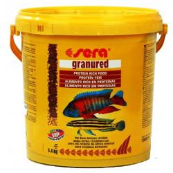 SERA GRANURED 10 LT (5.4kg)