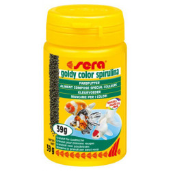 SERA GOLDY COLOR SPIRULINA 100 ML (39gr)