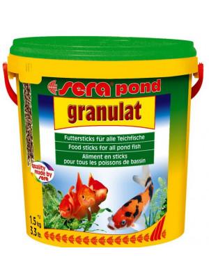 SERA POND GRANULAT 10 LT (1.5kg)