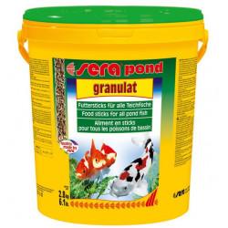 SERA POND GRANULAT 21 LT (2.8kg)