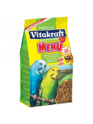 Vitakraft Complete food for budgies (Muhabbet) 500gr