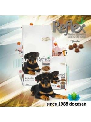 Reflex Kuzu Etli Yavru Köpek Maması 15 Kg