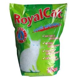 Royalcat %100 Doğal Slika Kedi Kumu 3.8Lt