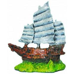 Minik Yelkenli Gemi