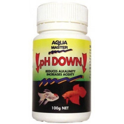 Aqua Master pH Down 100g
