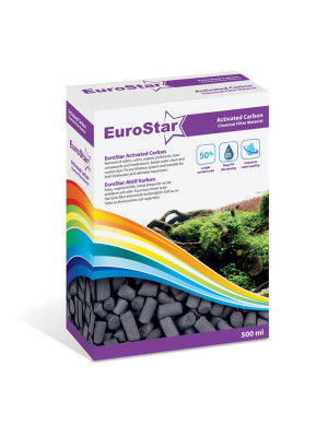 EUROSTAR ACTIVE CARBON 500 ML
