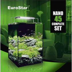 EuroStar Nano 45 Comple Set Akvaryum