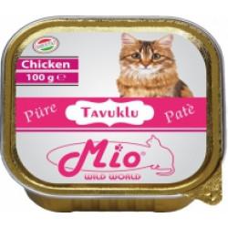 Mio Tavuk Etli Püre Mama 100 Gr