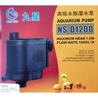 Minjiang NSD-1200 Kafa Motoru 1600L/H