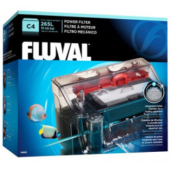 Fluval C4 Power Filtre