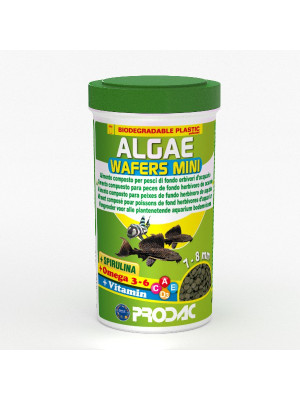 Prodac Algae Wafers Mini 250 ml - 135 gr