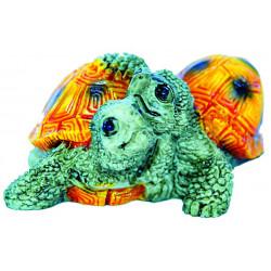 Öpüşen Kaplumbağa