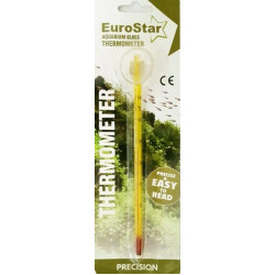 EuroStar Cam Derece Sarı İnce