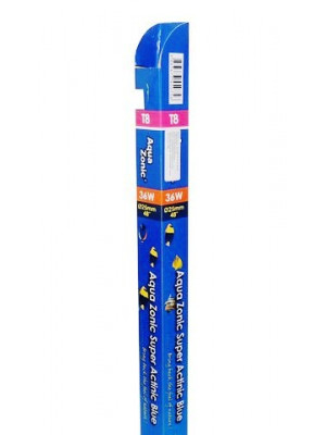 Aquazonic T8 Super Actinic Blue Akvaryum Lambası 48''/25mm 36W