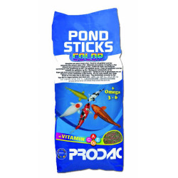 Prodac Pondsticks Color 1 kg
