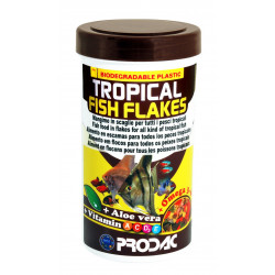 Prodac Tropical Fish Flakes 100 Ml 20 Gr