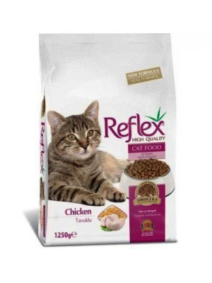 Reflex Tavuklu Yetişkin Kedi Mamasi 1,5 Kg