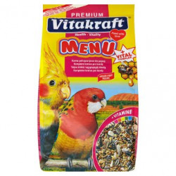 Vitakraft Complete food for cockatiels (Sultan Papağan)