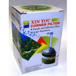 XY-2008 Plastik Köşe Filtre (İçi Dolu)