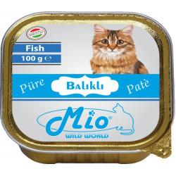Mio Püre Balık Etli Mama 100 Gr