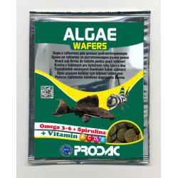 Algae Wafers 15 gr