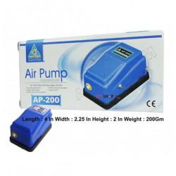 sian Star Aquarium Air Pump AP 200