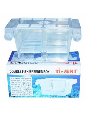 Ti-Sert İkili Balık Yavruluğu