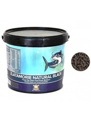 ZLATAMORIE NATURAL BLACK 3 Kg
