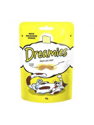 Dreamies Kedi Ödül Peynirli 60 gr