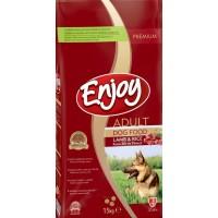 Enjoy  Yetişkin Köpek Maması Kuzu Pirinçli 15 Kg