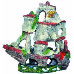 Yelkenli Küçük Gemi