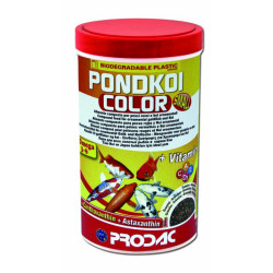 Prodac Pondkoi Color Small 1200 ml - 450 gr
