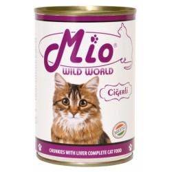 Mio Ciğerli Kedi Konservesi 415 gr.