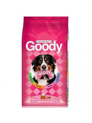 Goody Kuzu Etli Pirinçli Yetişkin Köpek Mamasi 15 Kg