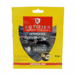 Rotifish Artemia - Mix 18 Gr.