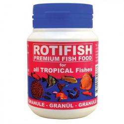 Rotifish Tropical Fish Feed Balık Yemi 100ml 45gr