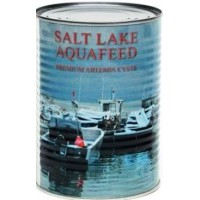 AQUAFEED SALT LAKE Brine Shrimp Eggs Preserves 454 GR