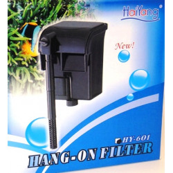Haiyang HY-601 Şelale Askı Filtre 200 L/H