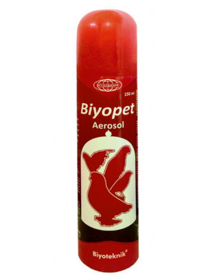 Biyopet Aerosol Kuş Spreyi