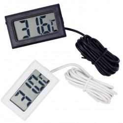 Dijital Termometre Mini Göstergeli