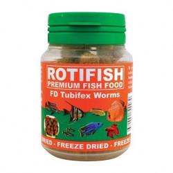 Rotifish Fd Tubifex Worms 100Ml 10Gr