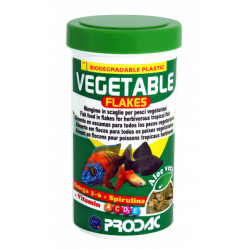 Prodac Vegetable Flakes 250 ml 50 gr