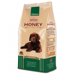 Honey Kuzu Etli Pirinçli Yavru Köpek Maması 15 Kg